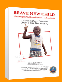 Brave New Child Book Cover